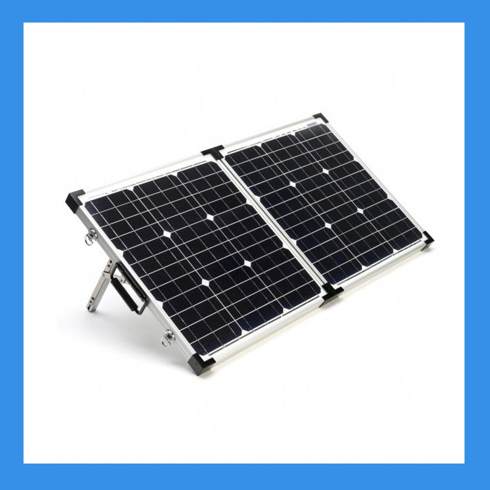 120 Watt Foldable Solar Panel For Charging Power Packs Bsp 120 Solarpanelkits Solar Energy Panels Best Solar Panels Solar Panels