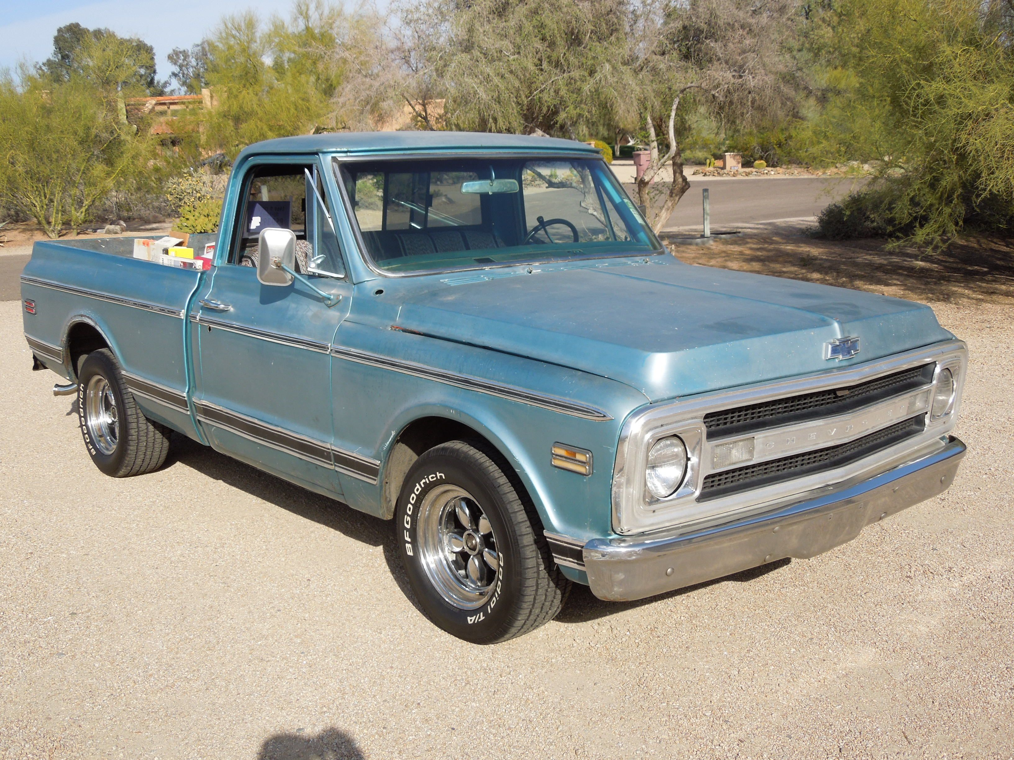 1969 chevrolet c10 1969 chevy c10 shortbed stepside 400sbc th350 father son project 55 59 chevrolet task force trucks pinterest chevy c10
