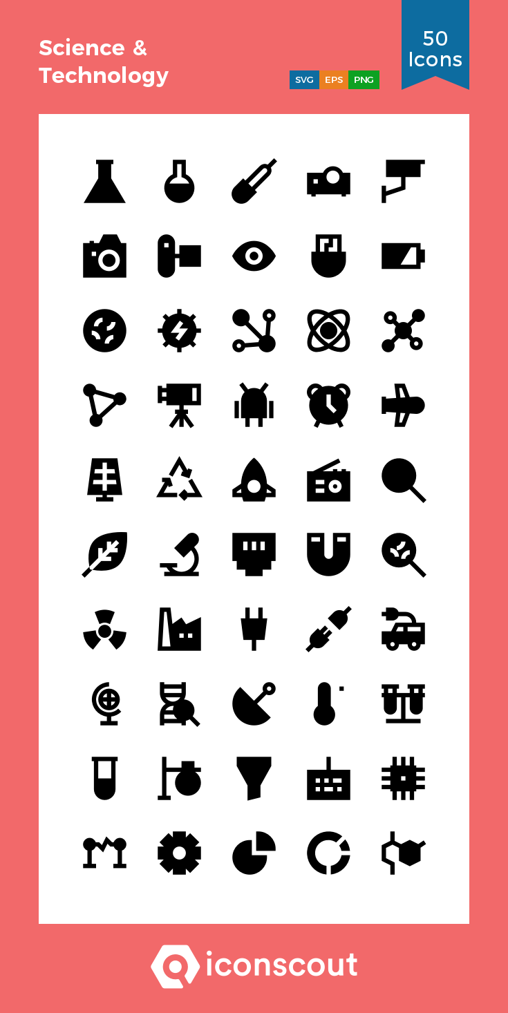 Download Science Technology Icon Pack Available In Svg Png Eps Ai Icon Fonts Technology Icon Science And Technology Icon