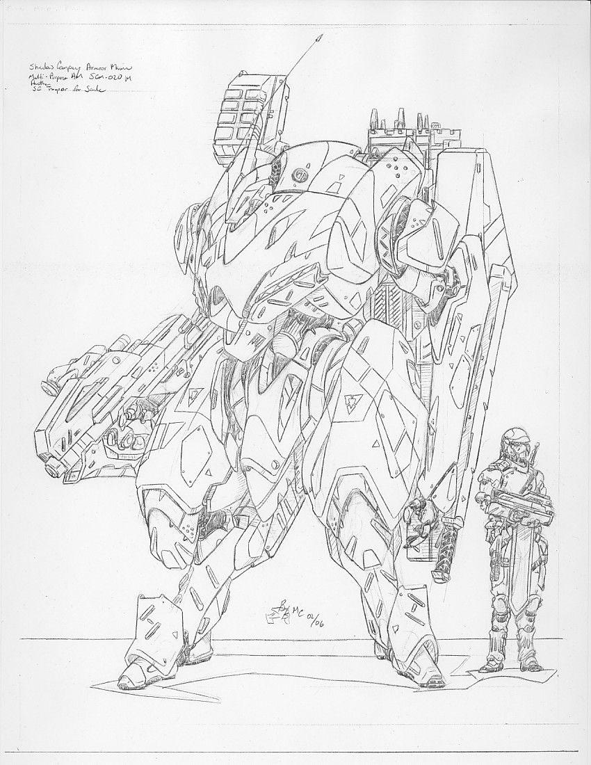 Panther armormarine by mikecharlesviantart on deviantart
