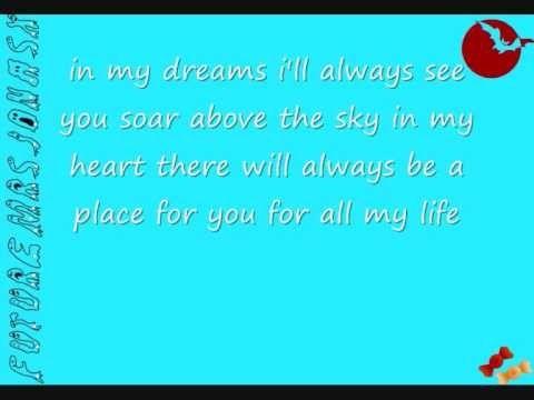 Faith Hill There You Ll Be Faith Hill My Love Song Me Too Lyrics