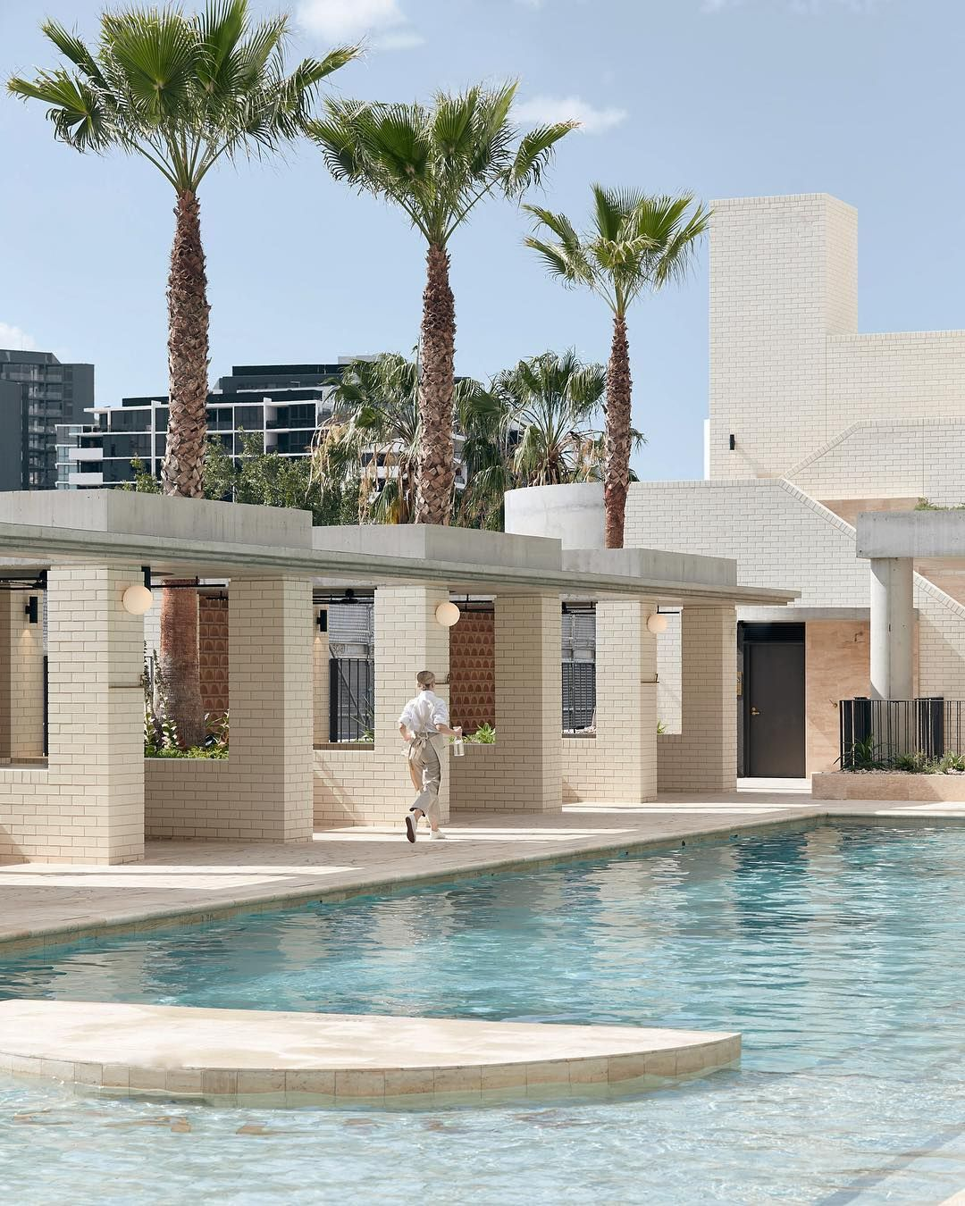 The Calile Hotel Poolside The Hill House Build In 2019 House