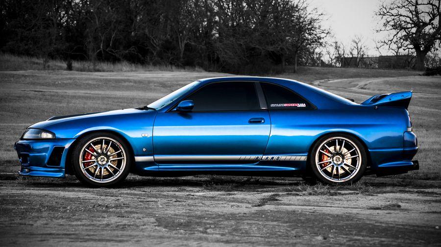 R33 Nissan Skyline GTR