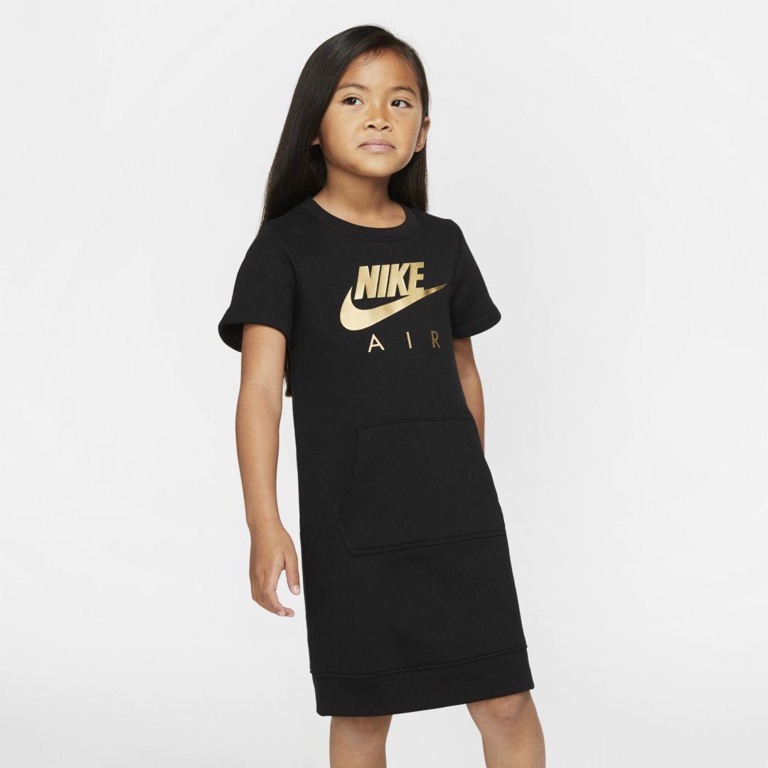 Fleece dress, Tshirt dress outfit, Nike