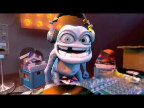 Crazy Frog Daddy DJ YouTube (With images) Piosenki