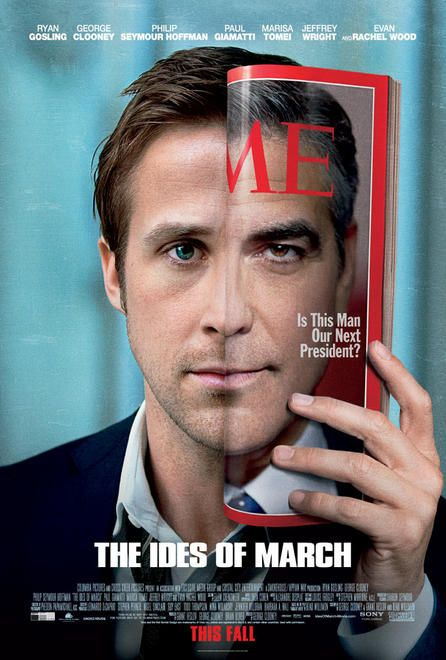 The Ides Of March. This was great. I'm becoming a bit of a Gosling fan, he's very talented.