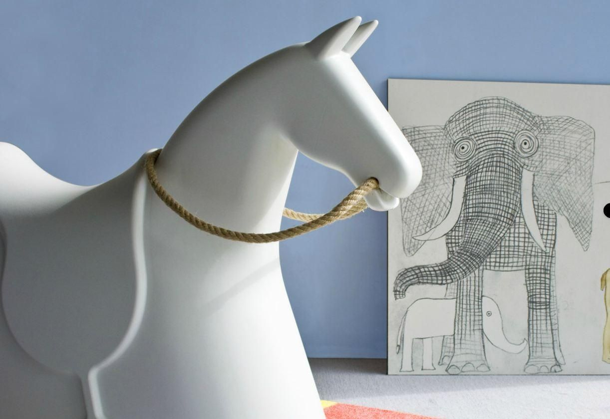 Magis Me Too - Rocky Rocking horse for kids @ PUUR Design ...