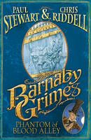 The Barnaby Grimes Series by Paul Stewart and Chris Riddell