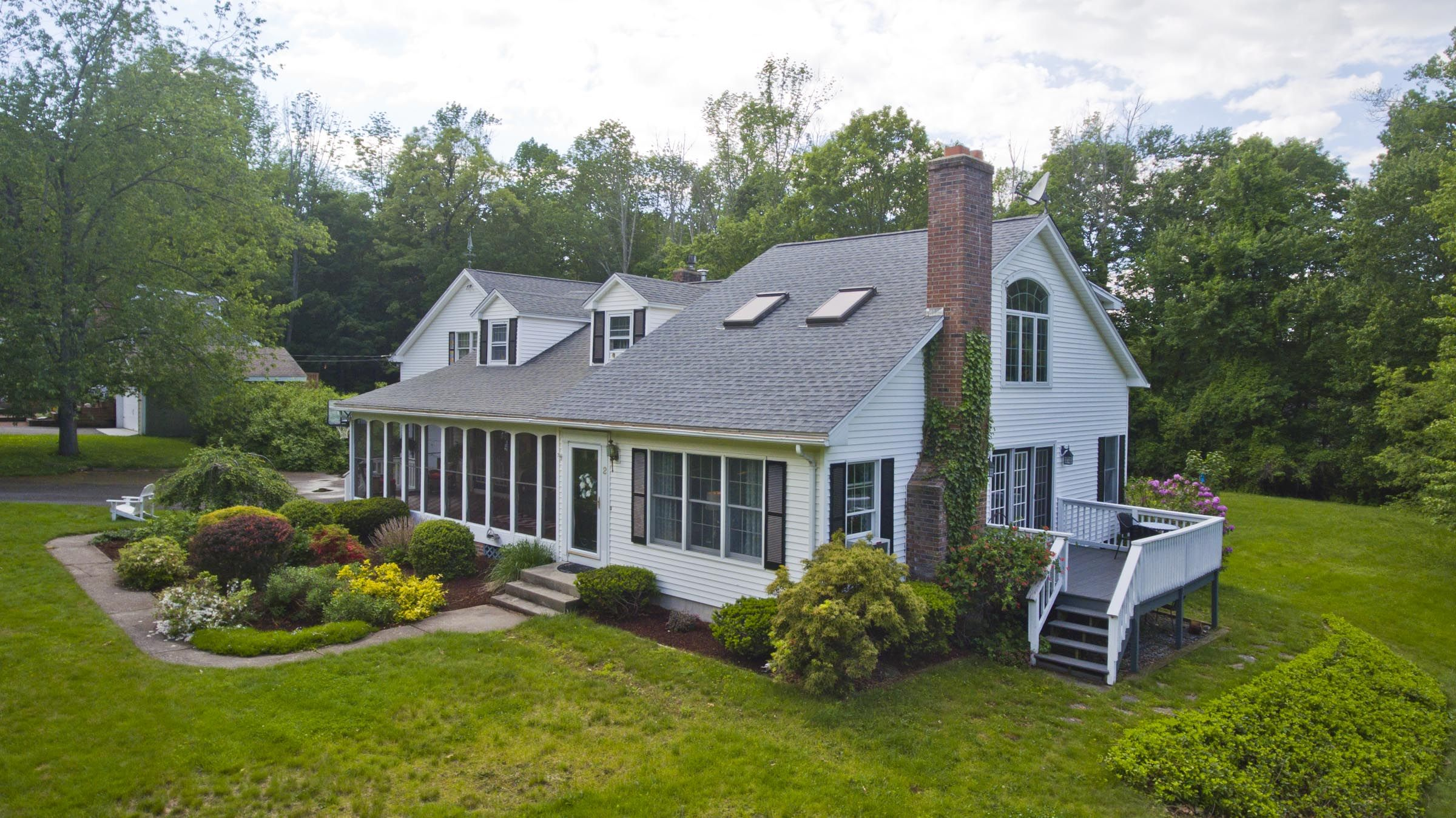 2 Sunset Rock Road Wilbraham Ma 01095 House Home