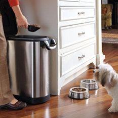 Simplehuman Dog Food Storage Container Airtight Pet Food Storage