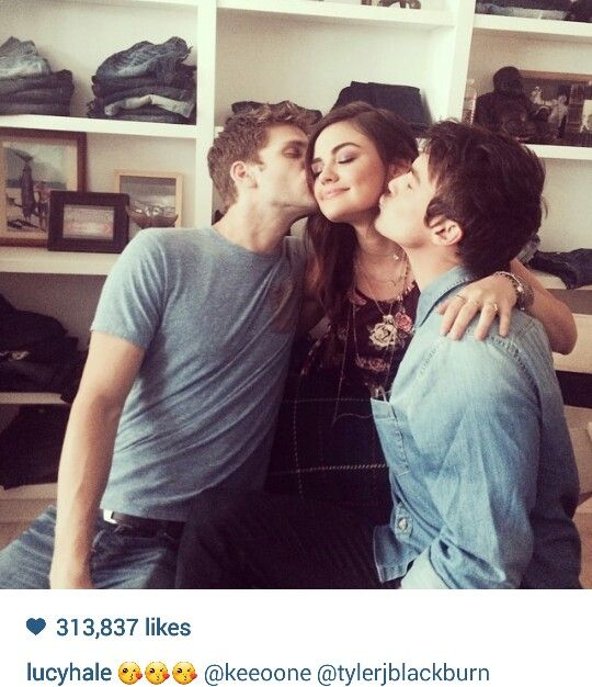 Lucy Hale instagram