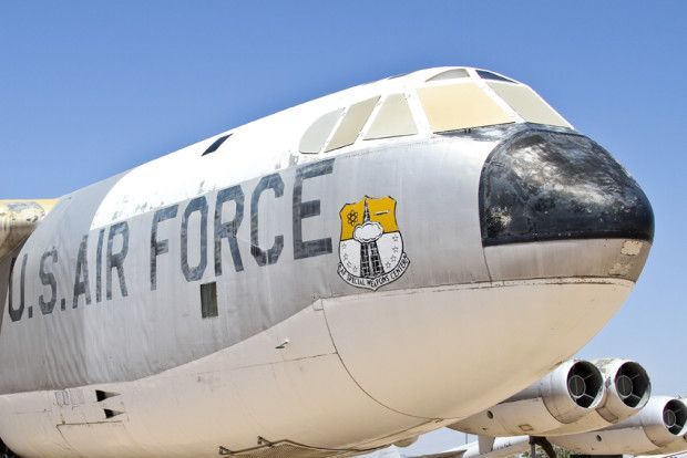 Ambitious Campaign to Restore Iconic B-52B Aircraft at the National Museum of Nuclear Science & History #sciencehistory