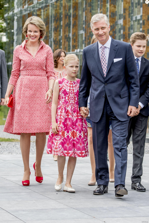 Paola de Belgique : 80e anniversaire en famille, le bébé d\'Amedeo en ...