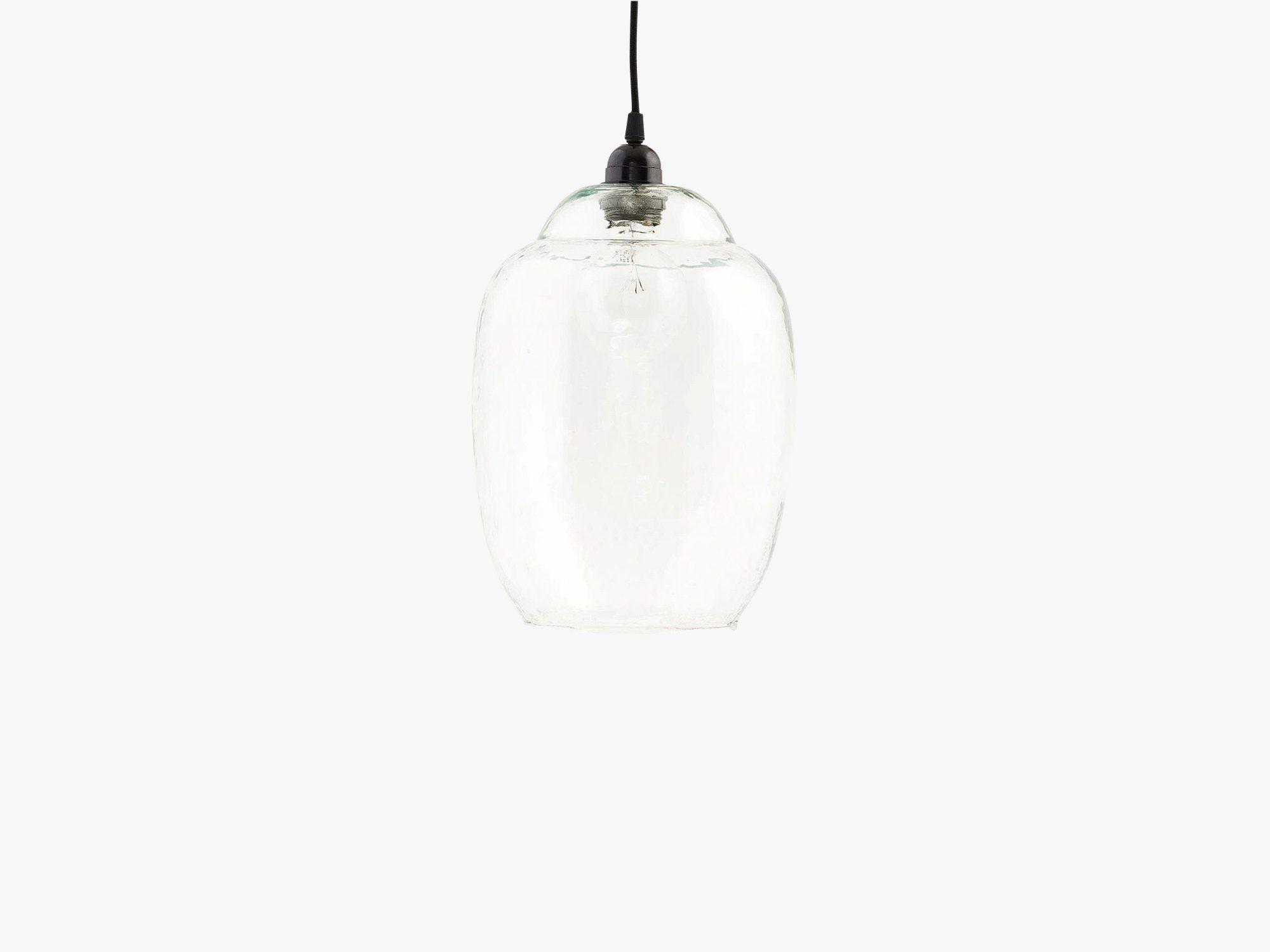 Lampshade lens, ready – Ø22 cm, H: 30 cm, E27, Håndlav …