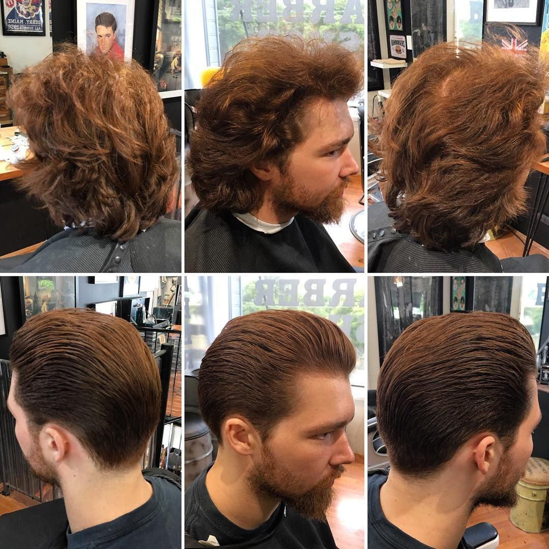 Suavecito Firme Strong Hold Pomade Men S Curly Hairstyles Hair Pomade Thick Hair Styles