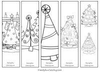 Printable Bookmarks To Color Familyfuncoloring Coloring Bookmarks Christmas Bookmarks Bookmarks Printable