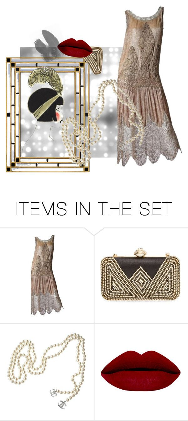 """""""Art Deco"""" by annajekabsonevalmiera ❤ liked on Polyvore featuring art"""