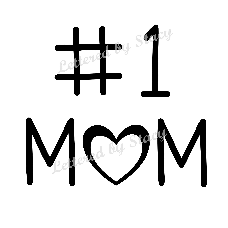 Mom Svg