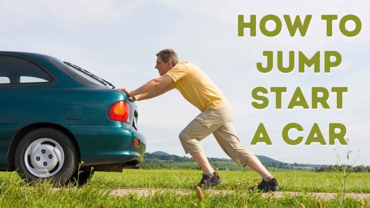 How To Jump Start A Car Without Another Car Safely 2 Is Cool Car Car Maintenance Jump