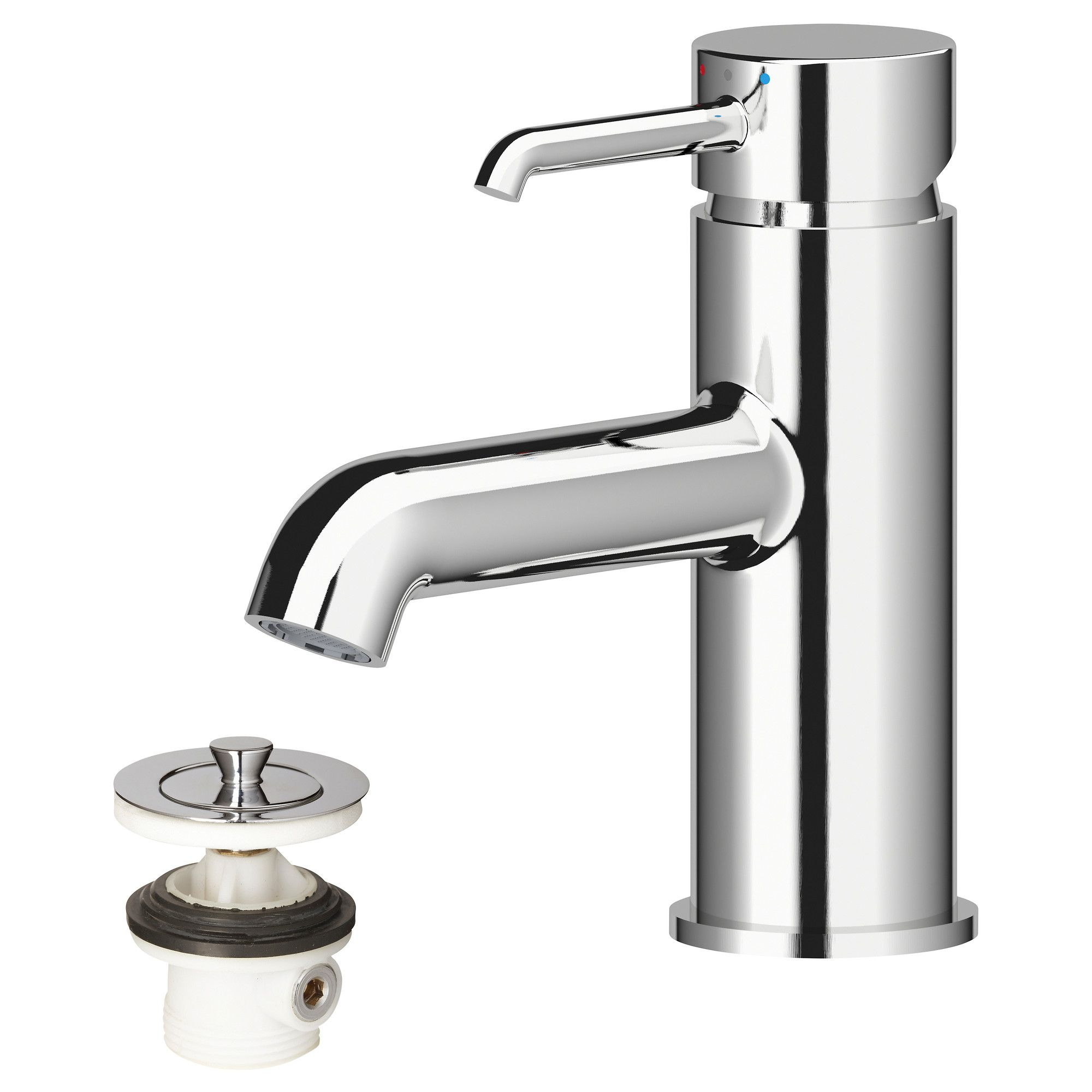 DANNSKÄR Bath faucet with strainer - IKEA | Nice Bathroom ...