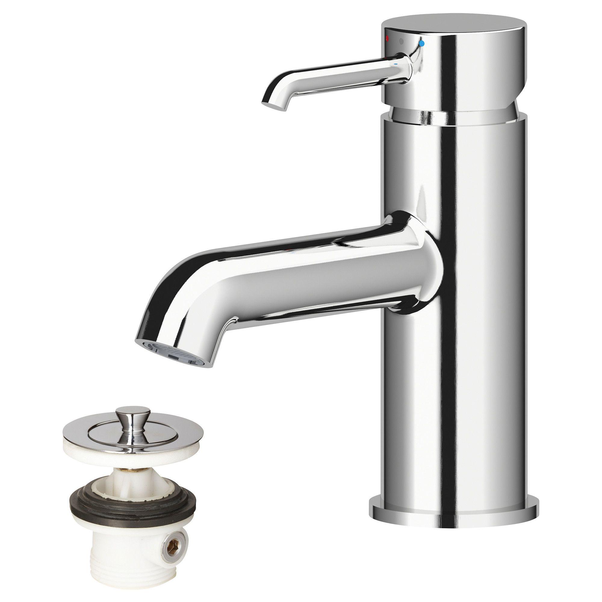 DANNSKÄR Bath faucet with strainer - IKEA | Nice Bathroom ...