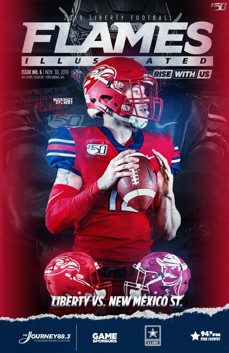New Mexico State Football Program By Liberty University Issuu In 2020 Football Program Liberty University New Mexico