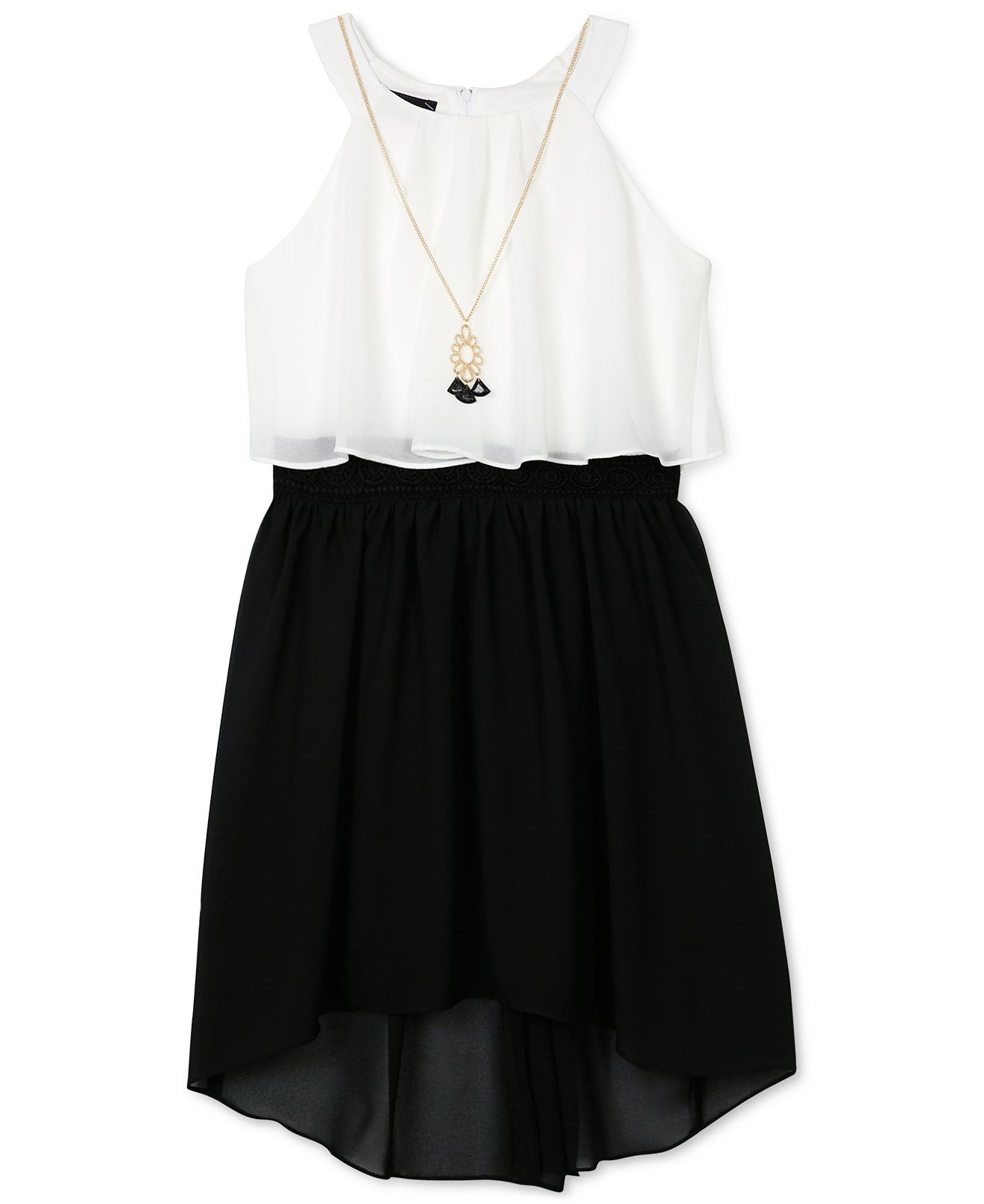 White apron macy's - Necklaces