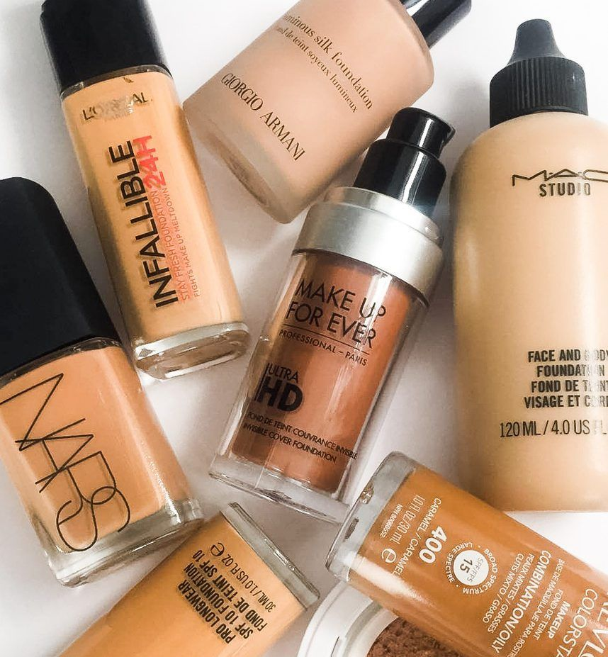 how to choose best foundation for your skin tone | makeup