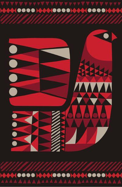 print & pattern blog features : Sanna Annukka