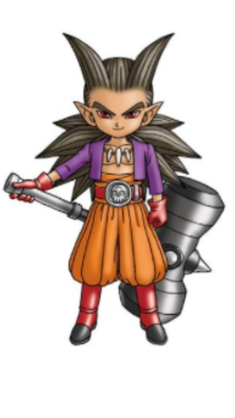 Malroth Dragon Quest Builders 2 Dragon Quest Dragon Fan Art
