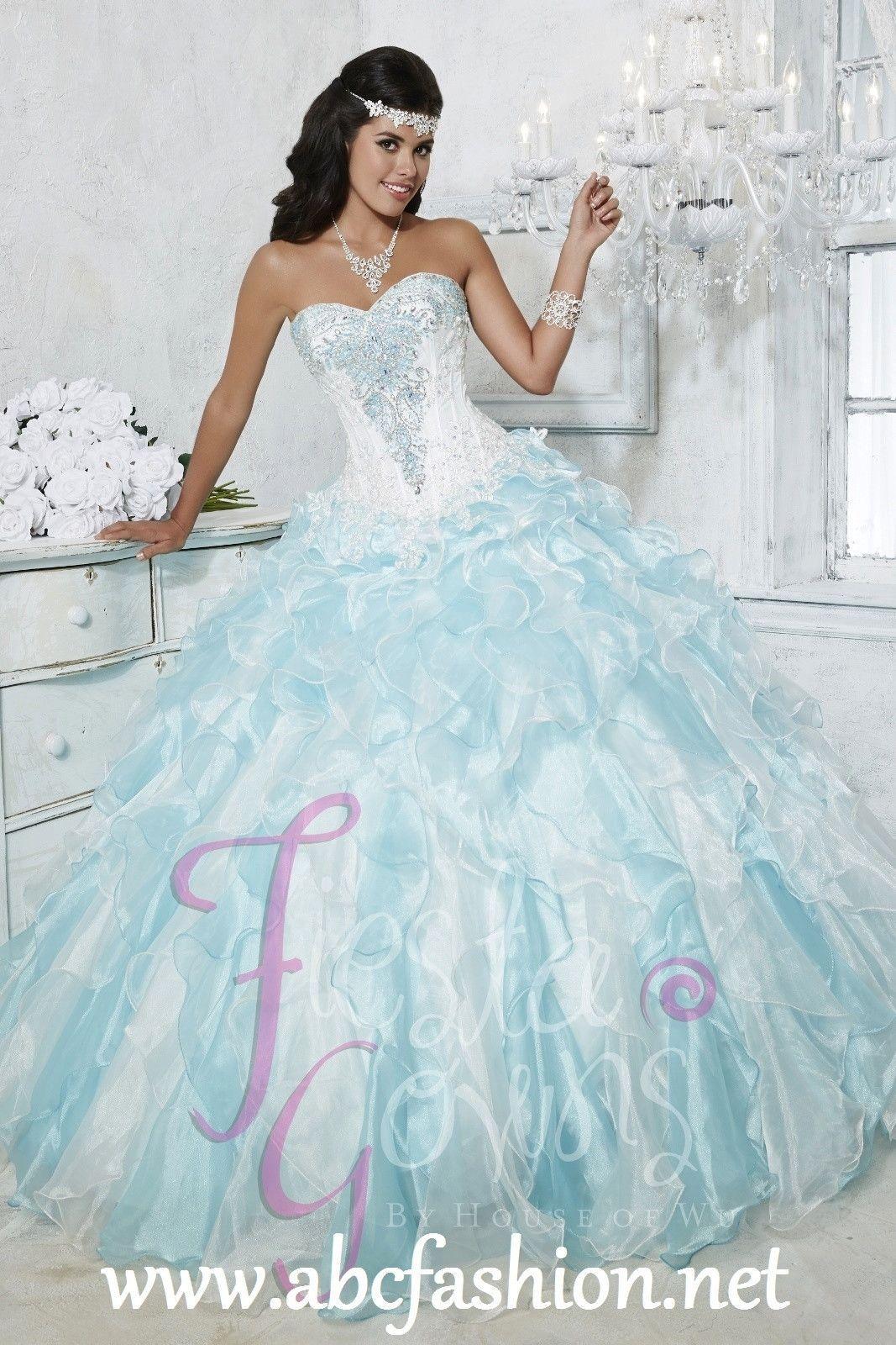 House of wu fiesta gowns quinceanera dress style fiestas