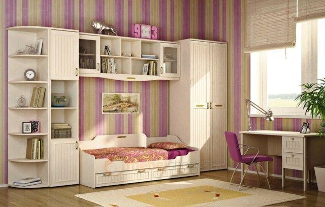 Habitaciones Juveniles Para Chicas Adolescentes Con Estilo