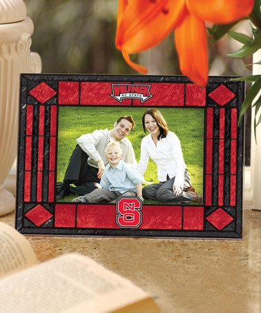 Another great find on #zulily! North Carolina Wolfpack Frame #zulilyfinds