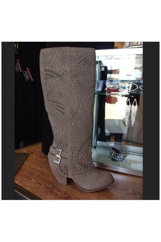Fast Times Boot - by Naughty Monkey - Perfectly Posh Boutique
