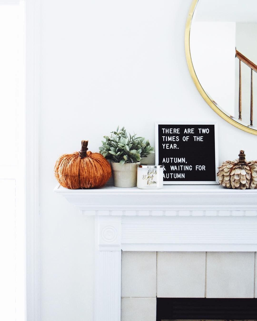 Autumn vibes | Home Decor | Pinterest | Autumn, Letter board and ...