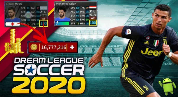 Dream League Soccer 2020 Dls 20 Android Offline Mod Apk Download Apk Games Club Game Download Free Install Game Offline Games