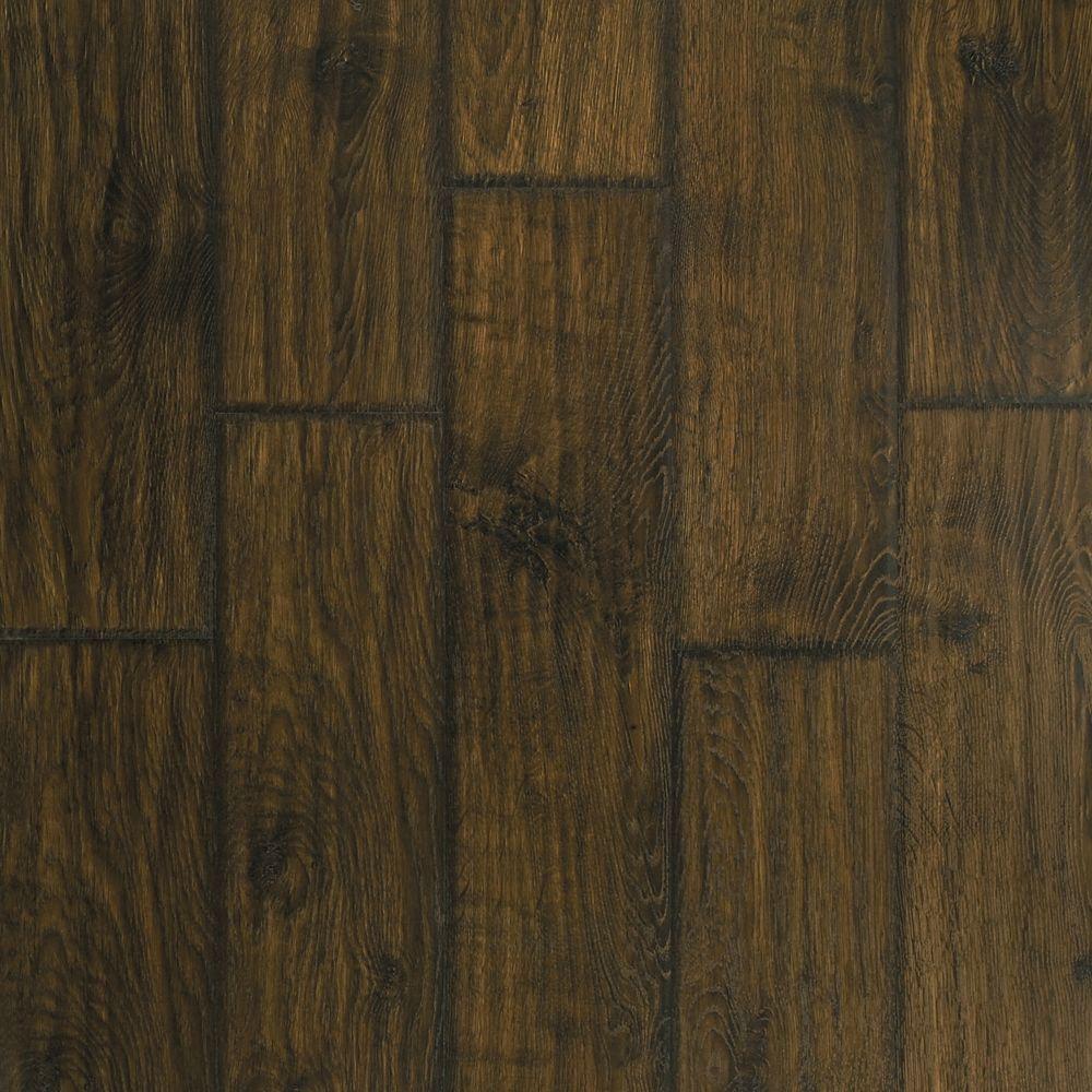Somerton Ii 12mm Thick Rustic Barn Hickory Laminate