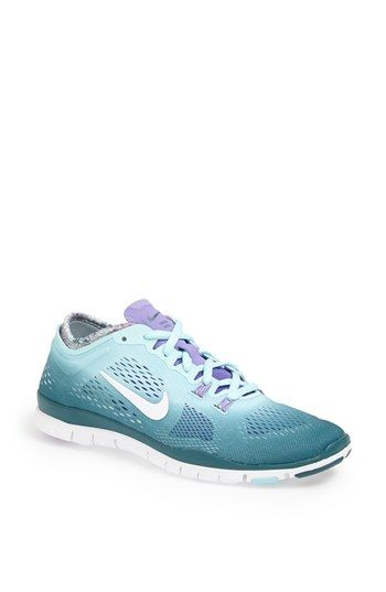 ff3e6ed3e0a4 Nike  Free 5.0 TR Fit 4  Print Training Shoe (Women) available at  Nordstrom