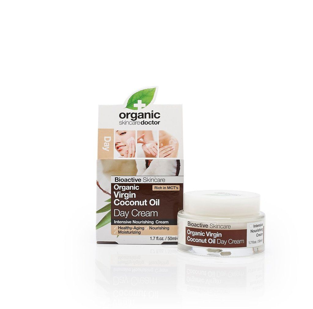 Virgin Coconut Oil Day Cream Organic Doctor Organic Virgin Coconut Oil Virgin Coconut Oil Organic Doctor