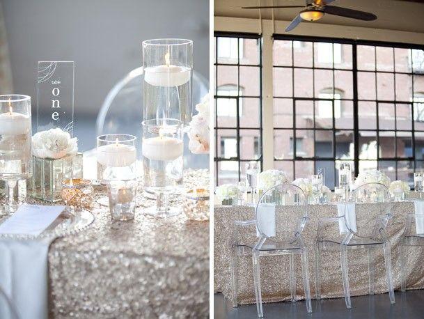 Ghost Chair Acrylic Modern Clic Wedding