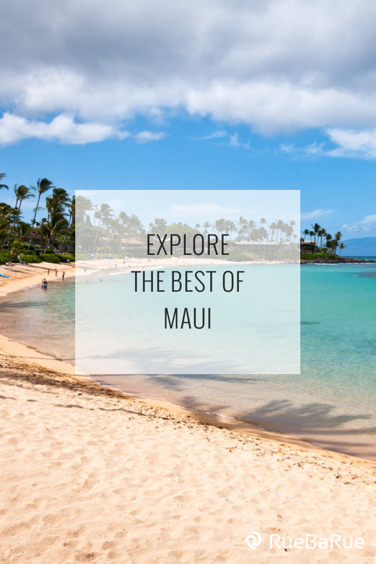 Explore top things to do in Maui, Hawaii.