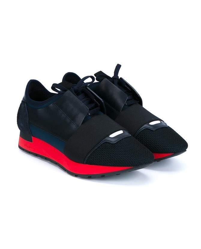 bf752bb6003d BALENCIAGA Race Runner Trainers