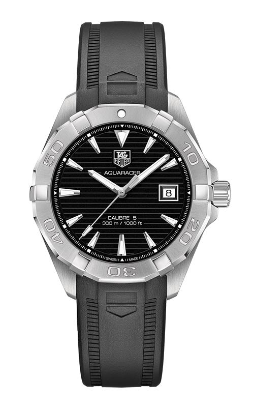 Tag Heuer Aquaracer Men WAY2110.FT8021 #Tag #Heuer #Watches