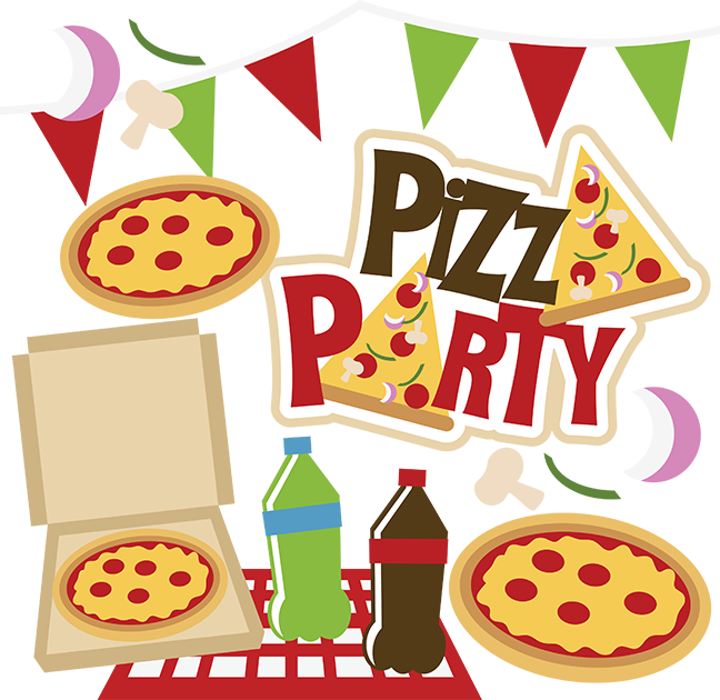 pizza party clip art - Google Search