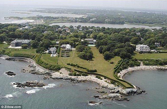 Rhode Island Mansion Where Socialite Claus Von Bulow Was Accused
