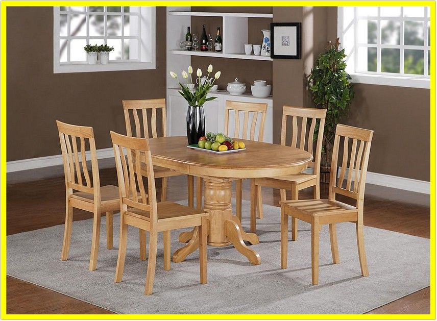 121 Reference Of Oval Glass Dining Table And 4 Chairs Oval Kitchen Table Black Kitchen Table Solid Wood Dining Set
