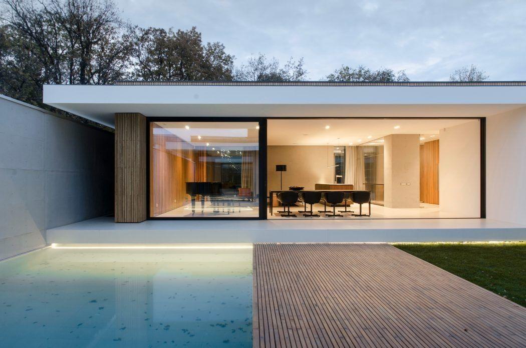 Modernes Minimalistisches Wohndesign