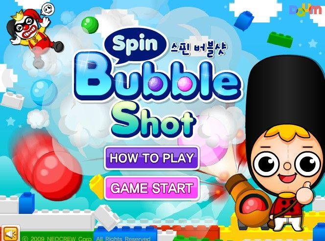 Startgames Bubbels 2