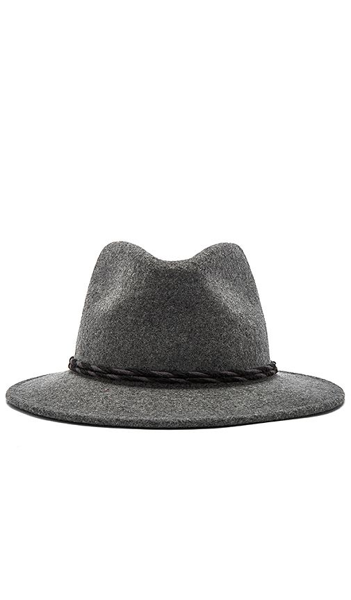 7f79718b30271 Shop for Brixton Corbet Fedora in Heather Grey at REVOLVE. Free 2-3 day  shipping and returns