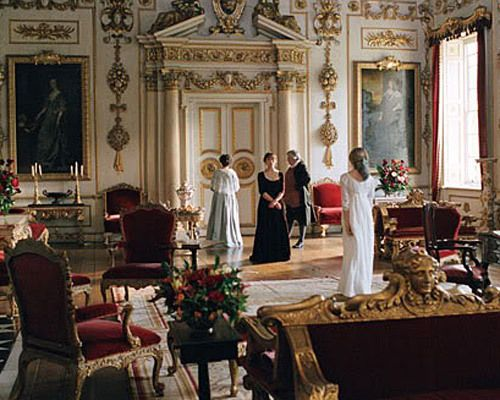 Chatsworth House interior \u2013Derbyshire , pride and prejudice filmed here! we  were there 3 weeks ago!